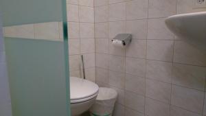 Schiebetür fürs Badezimmer